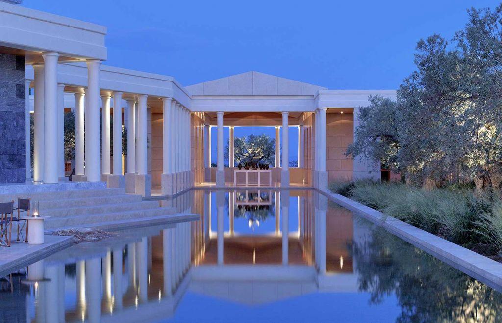 A special resort