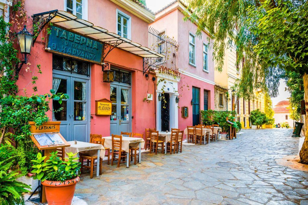 food Athens