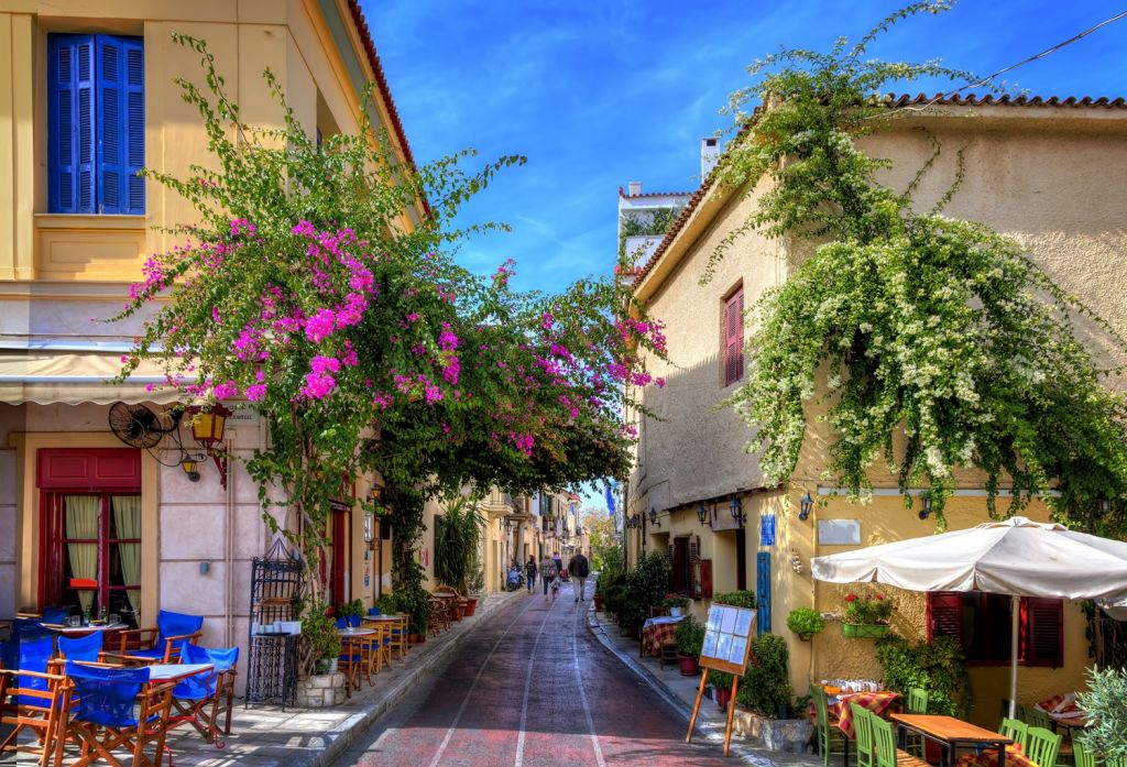 recent developments Athens