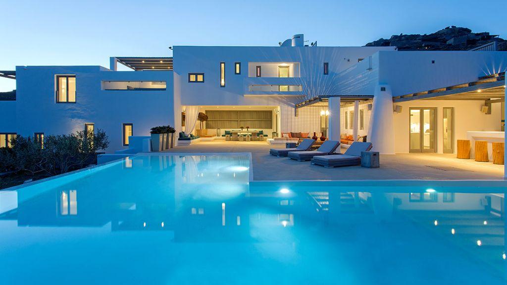 Casa di luna, Mykonos