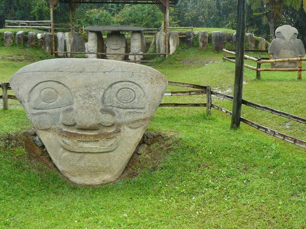 Agustin Archaeological Park Colombia