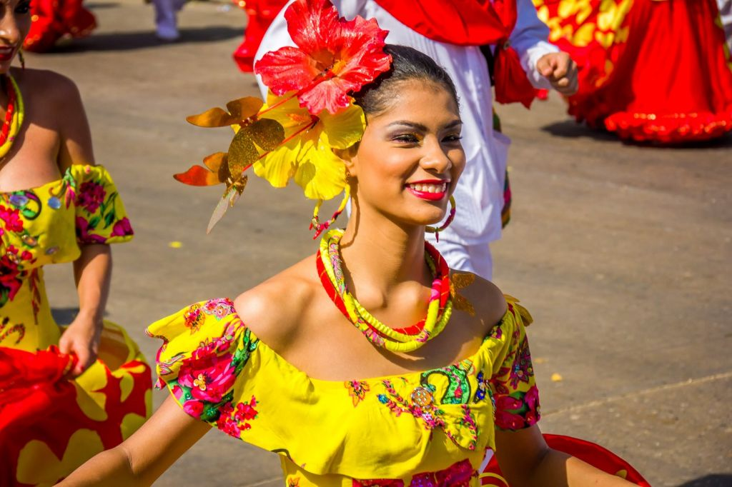 Carnival Colombia