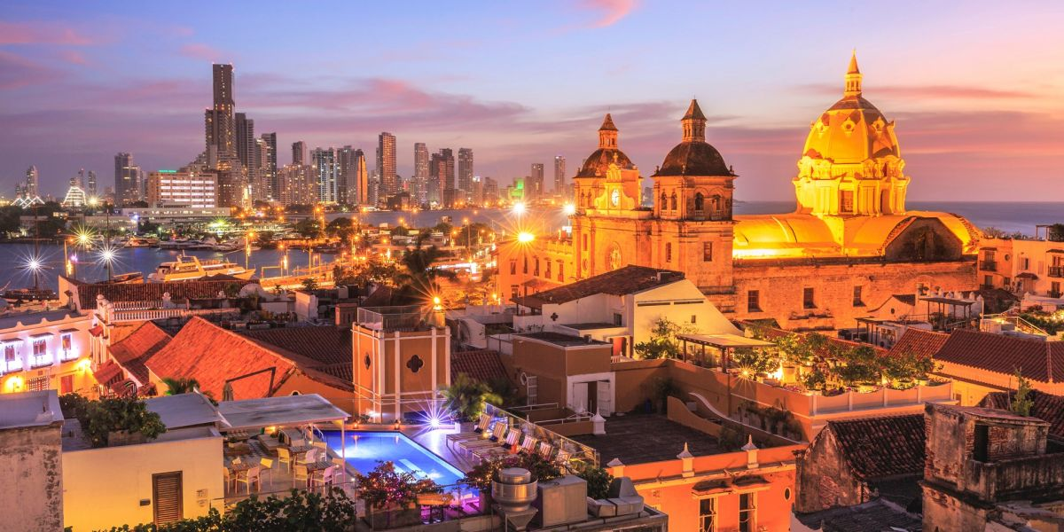Why Colombia should be your next travel destination