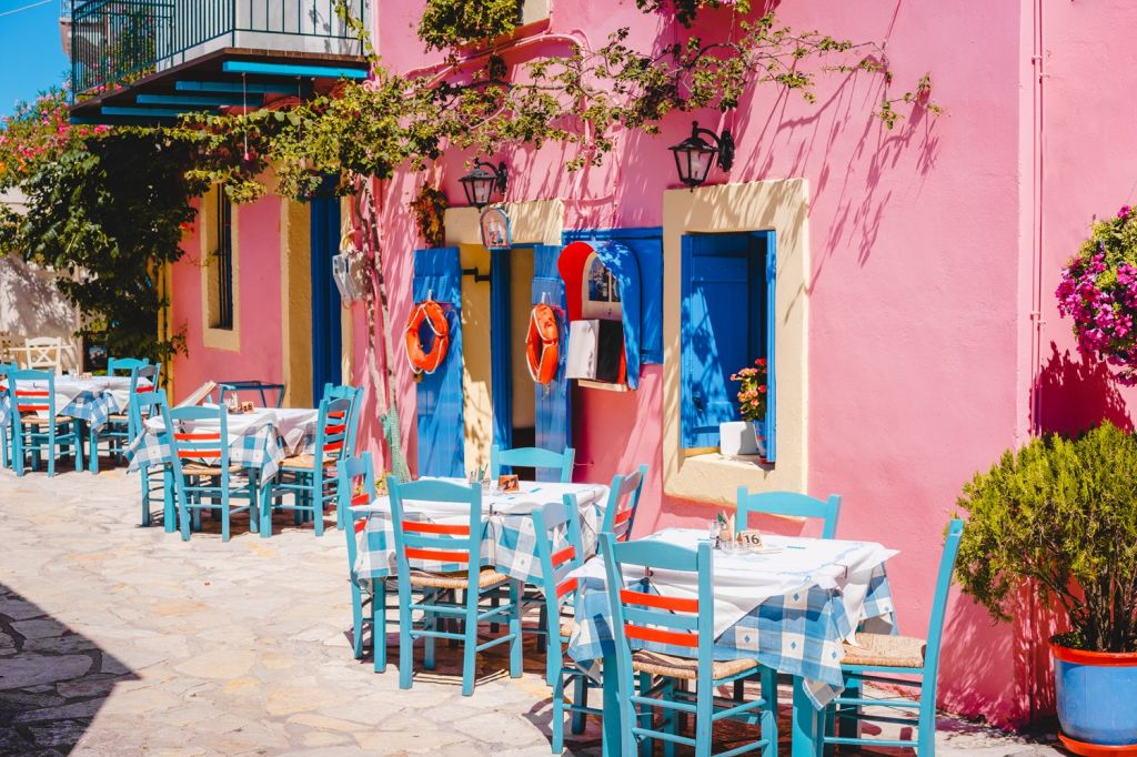 gastronomy Corfu
