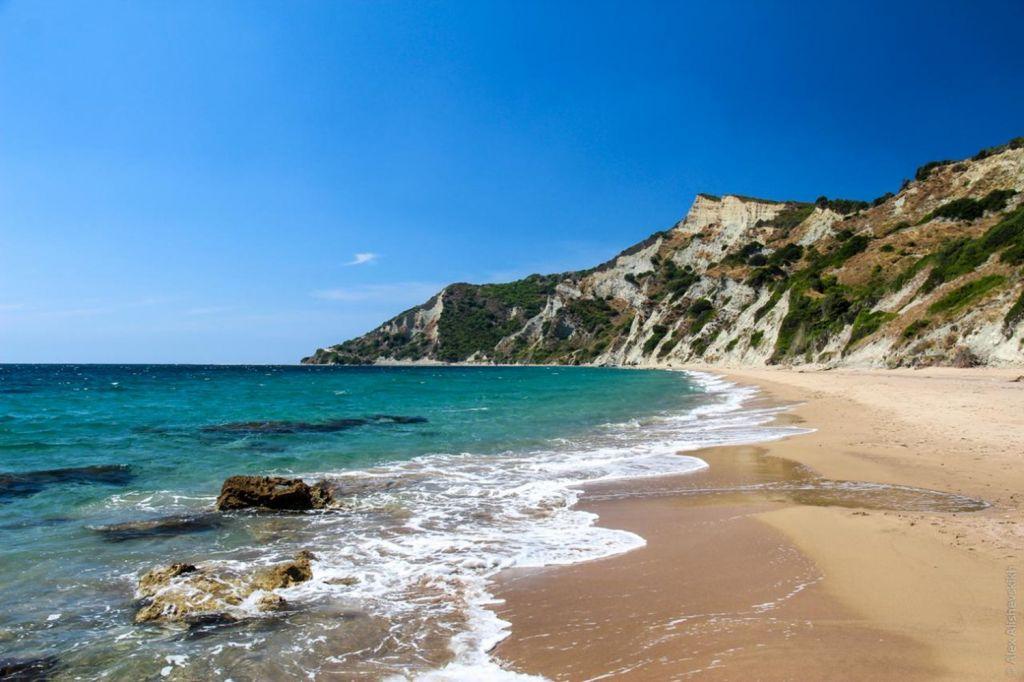 The generous nature Corfu