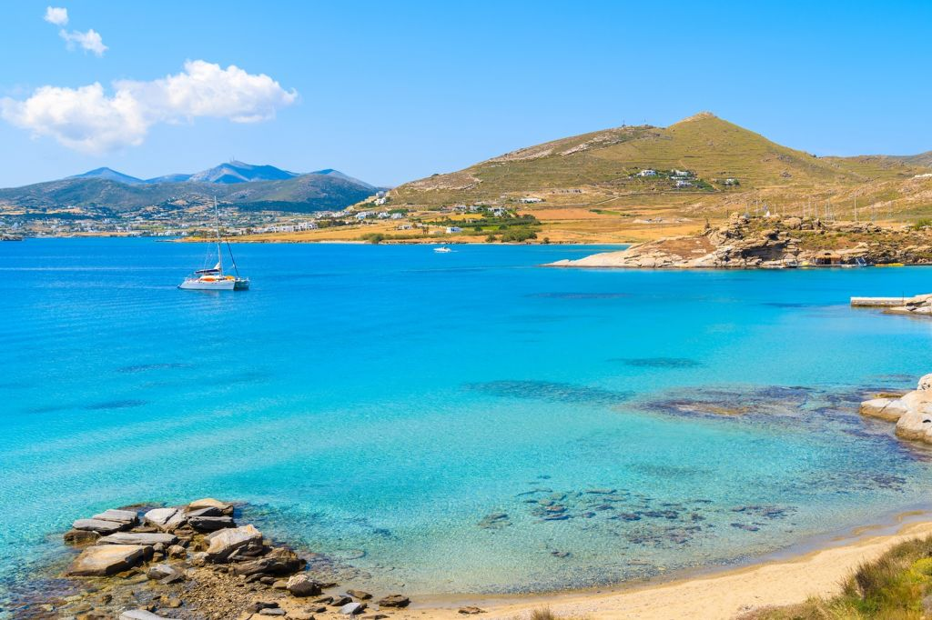 Activities and entertainment Paros