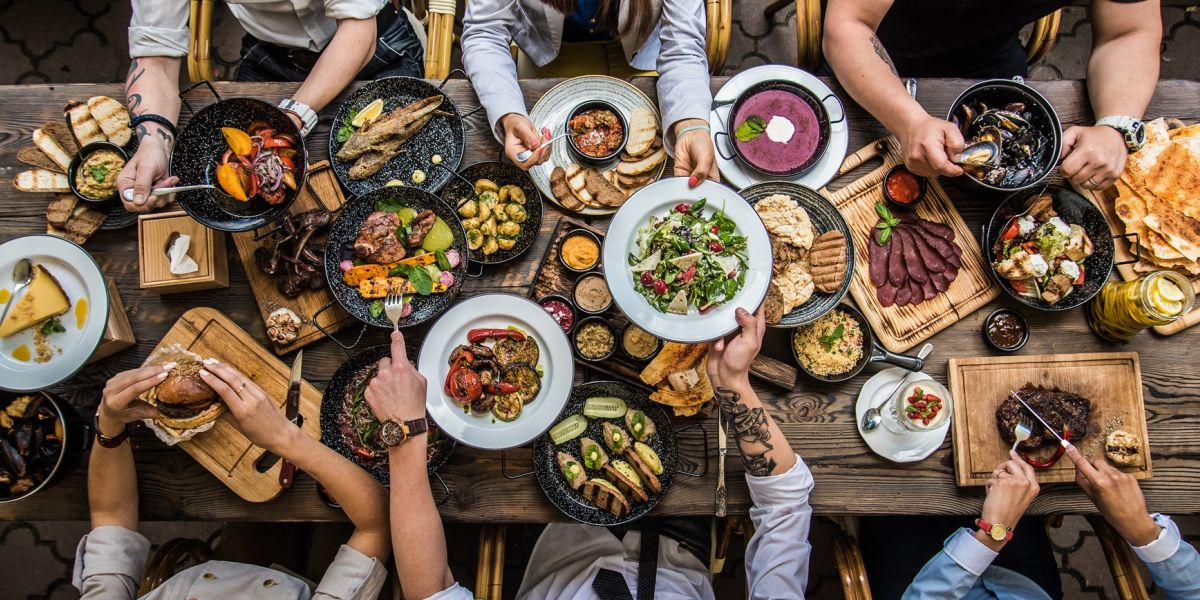 Which country has the best food