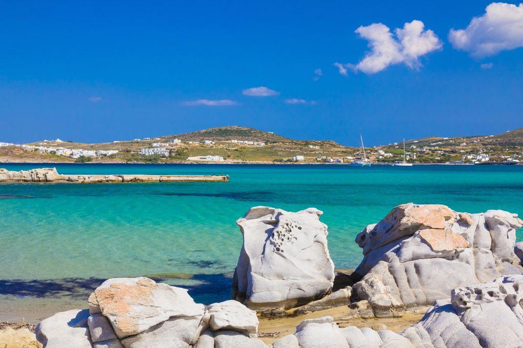kolibithres Paros Island
