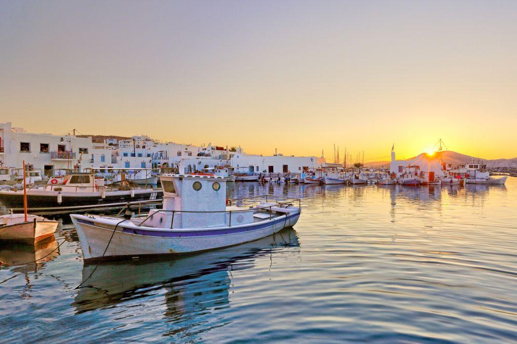 The best beaches in Paros Island