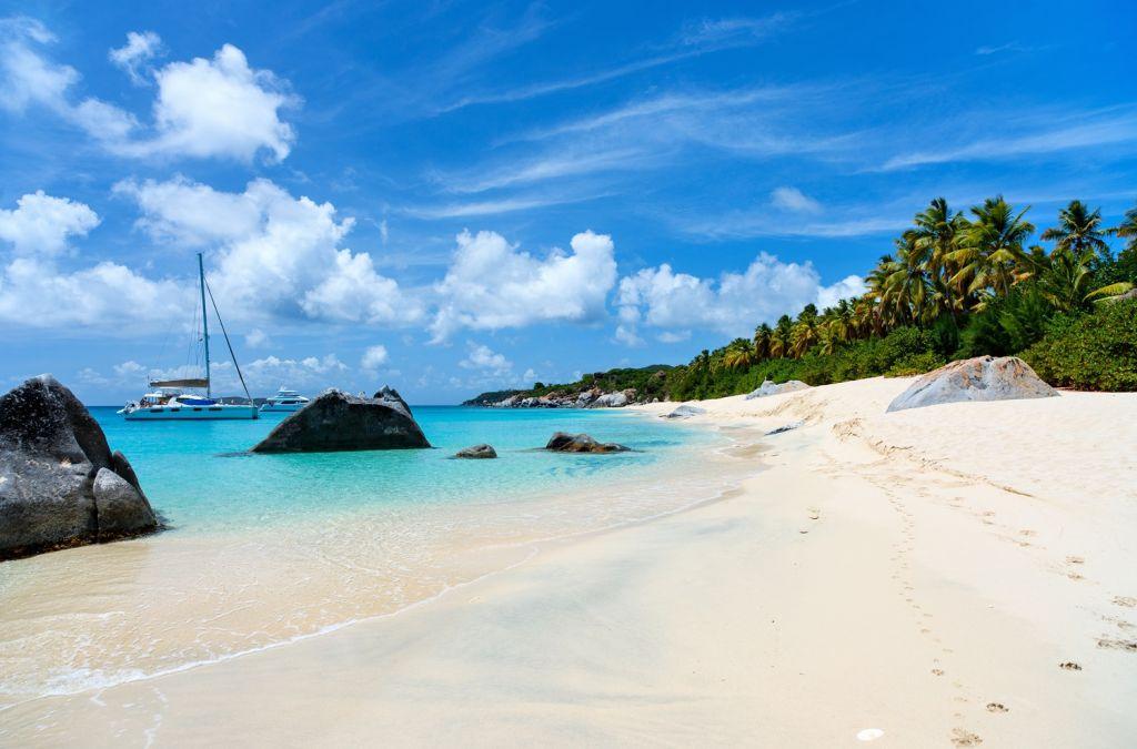 The British Virgin Islands, Caribbean