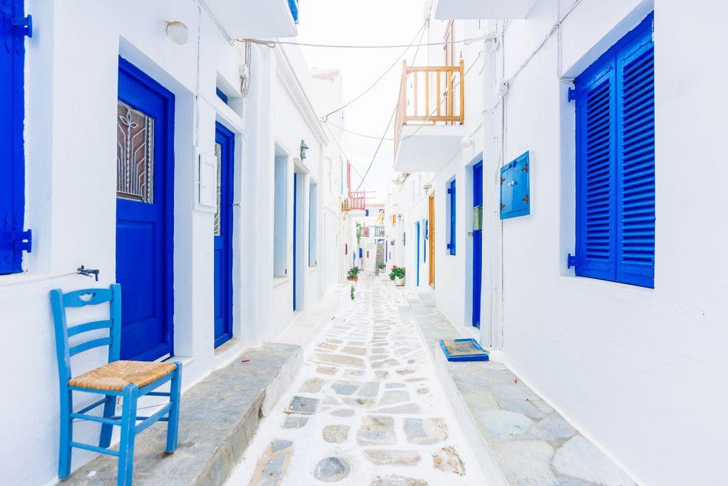 Choose the right Greek island