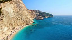 Top beaches of Lefkada Island