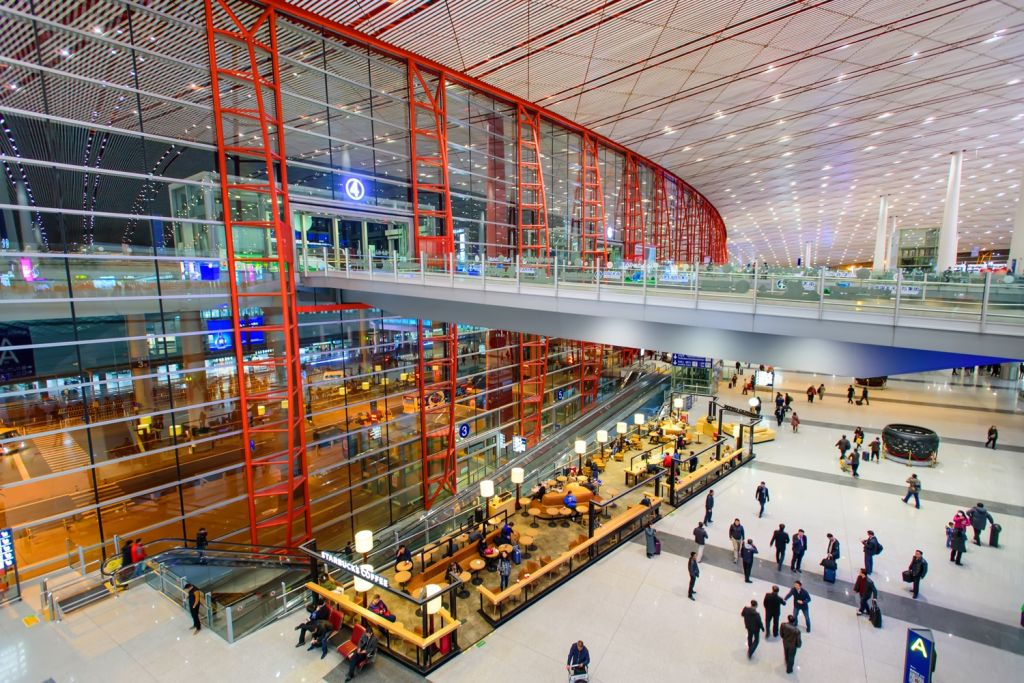 Beijing Capital International Airport, China