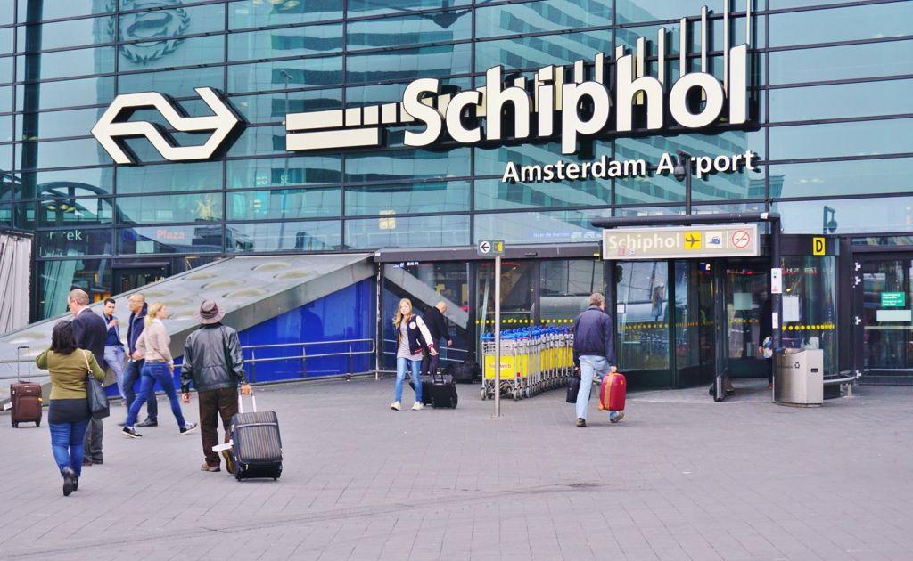 Amsterdam Schiphol Airport, Netherlands