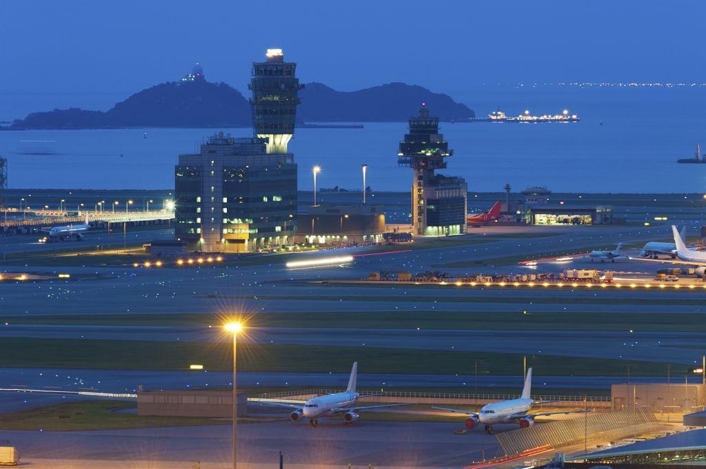 Hong Kong International Airport, China