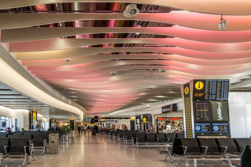 London Heathrow Airport, England