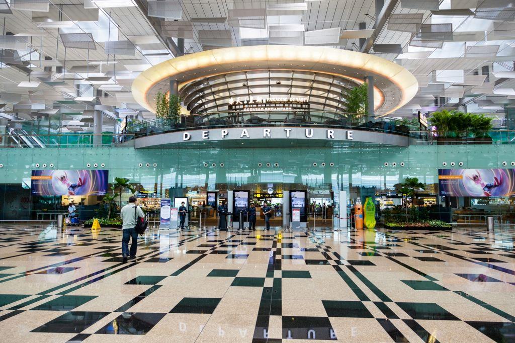 Singapore Changi Airport, Singapore