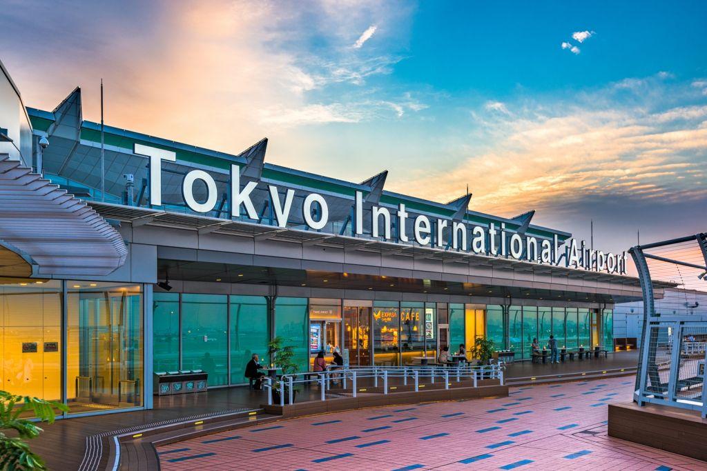 Tokyo International Airport (Haneda), Japan