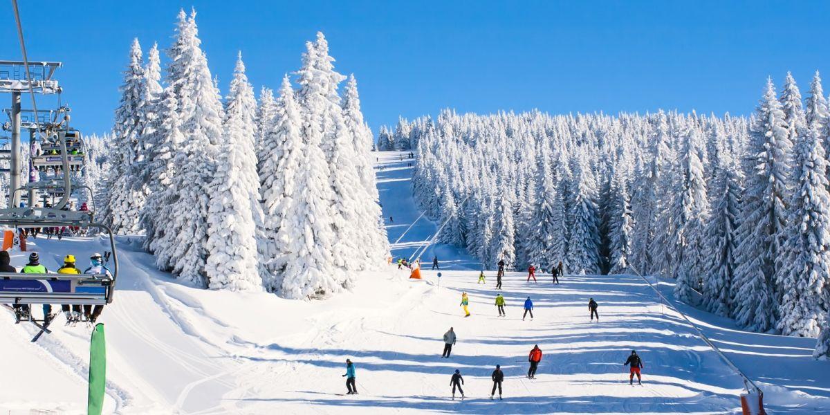 Ski resorts to enjoy in summer