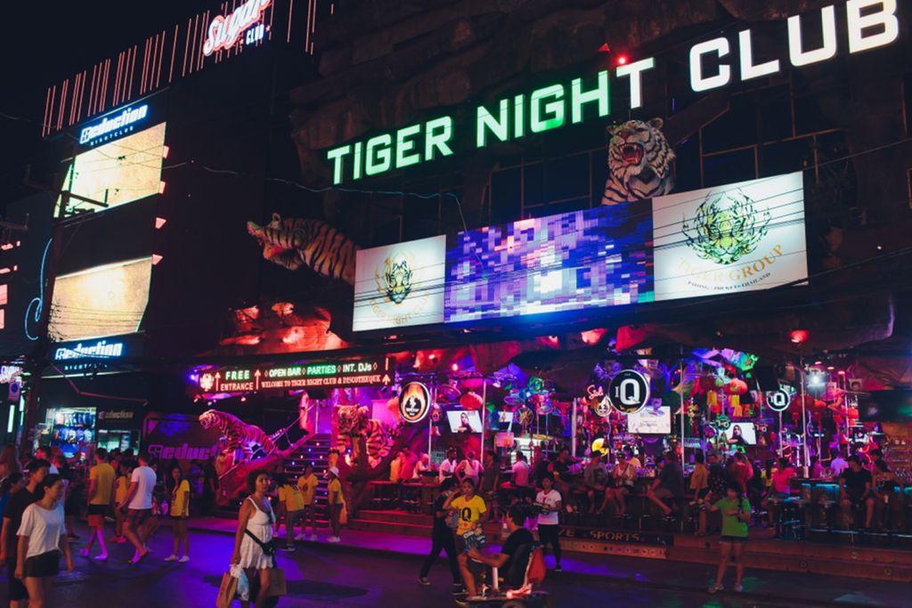 Extravagant nightclubs