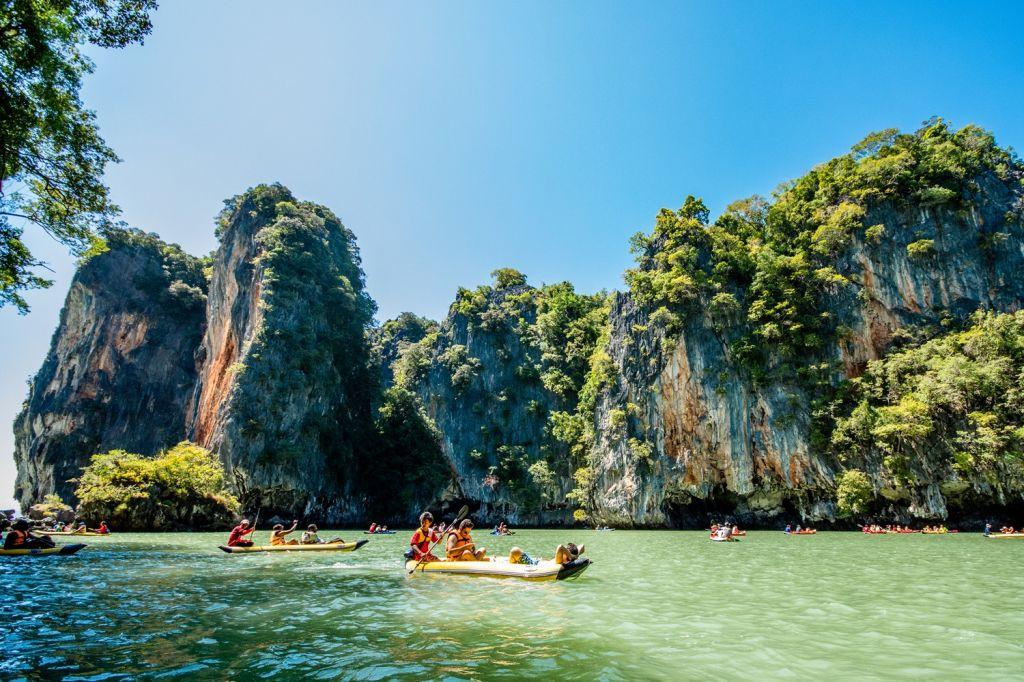 Activities near Phang Nga Bay