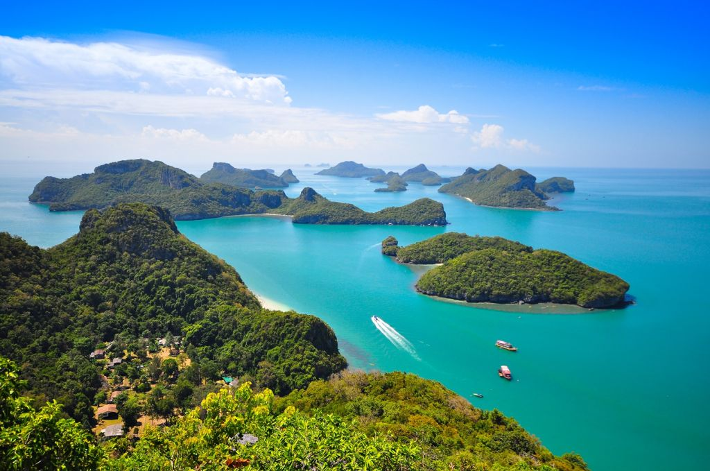 National Parks in Phang Nga