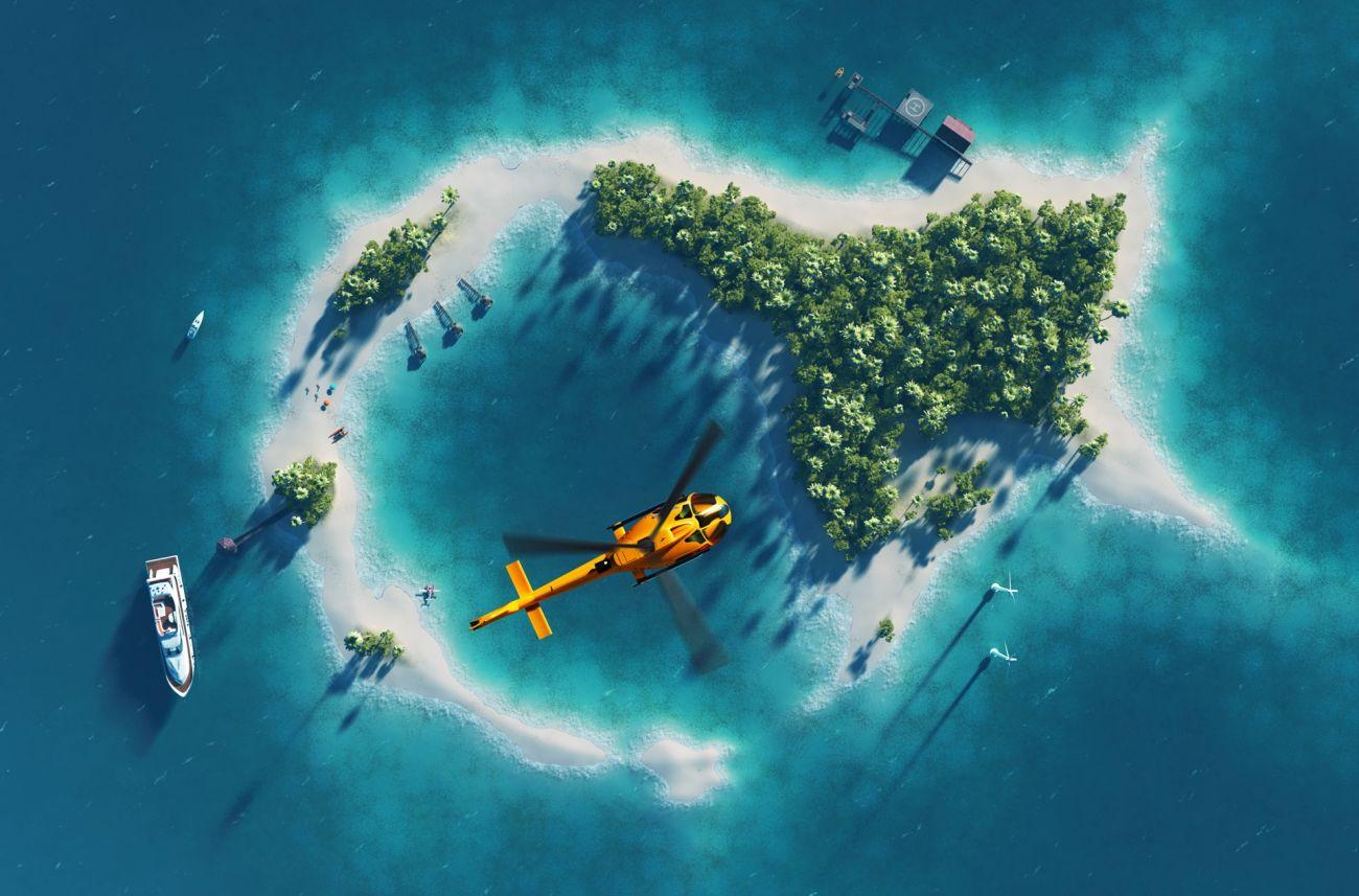 Amazing Asia-Pacific Private Island Retreats