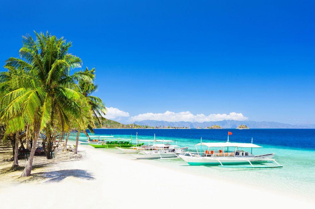 Enjoy water sports Boracay Island