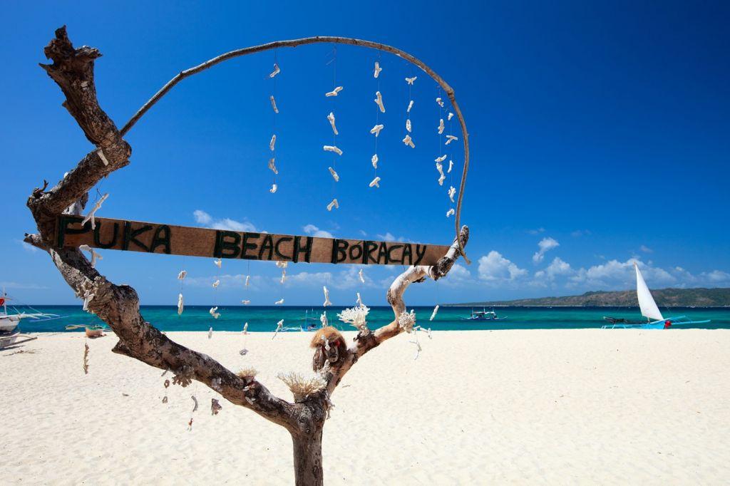 island hopping Boracay Island