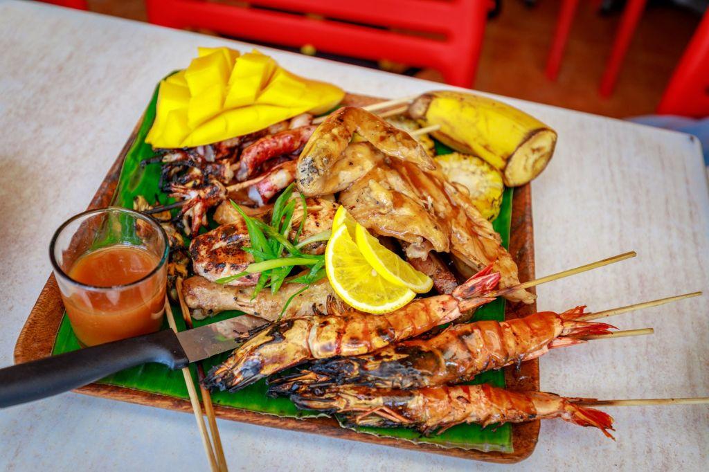 the culinary tradition Boracay Island