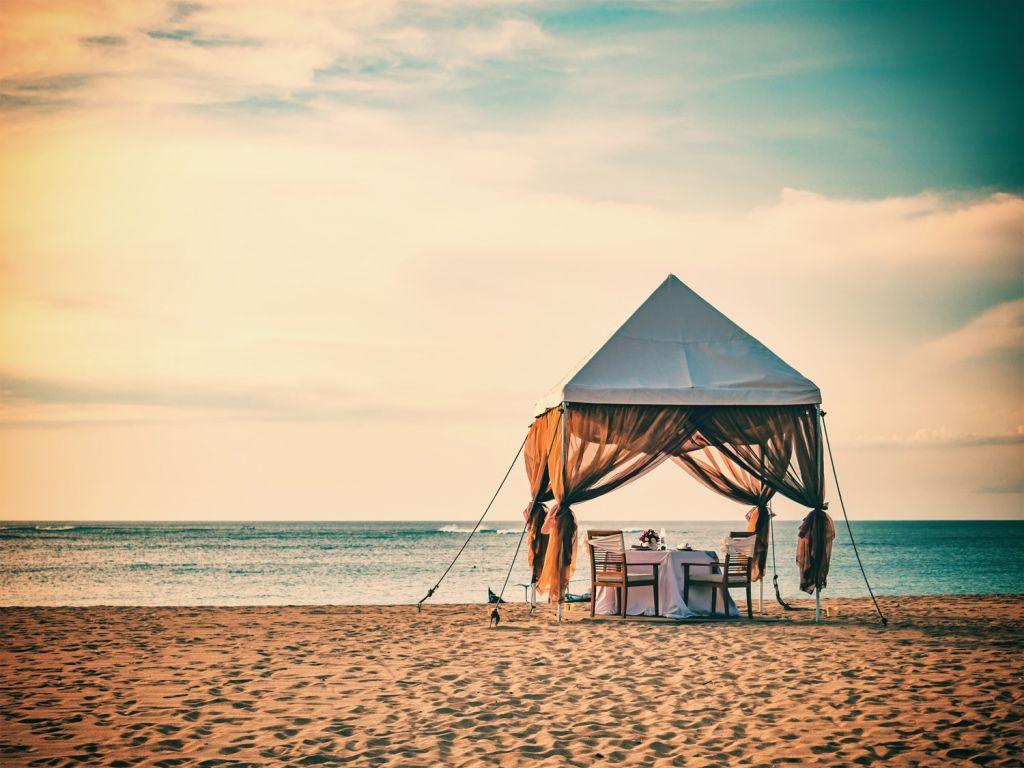 Flawless romance Bali