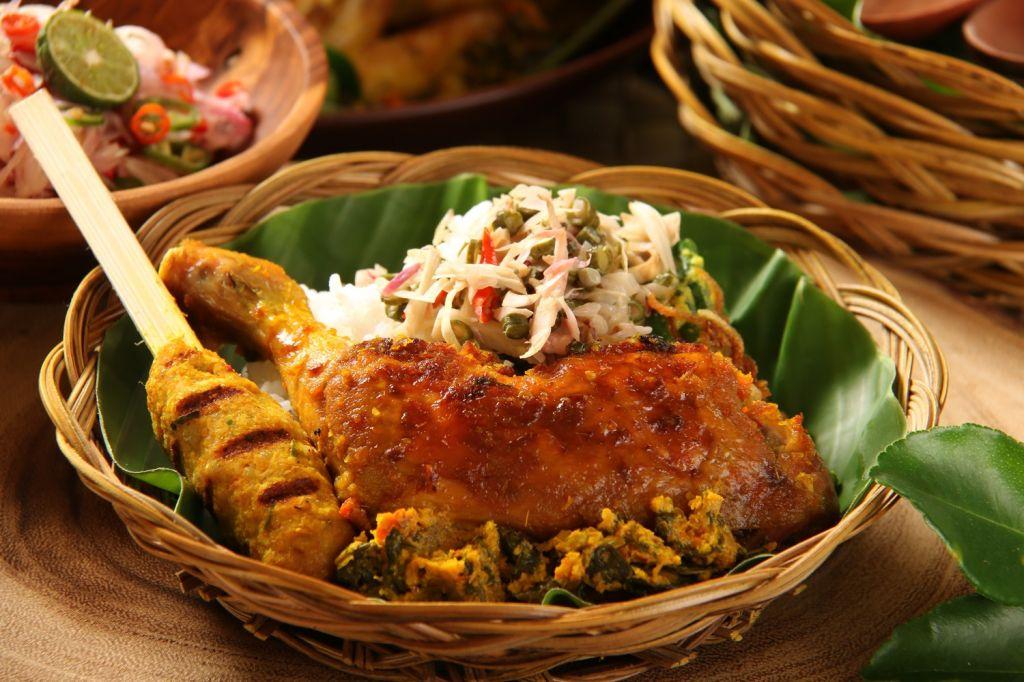 Bebek and Ayam Betutu Bali