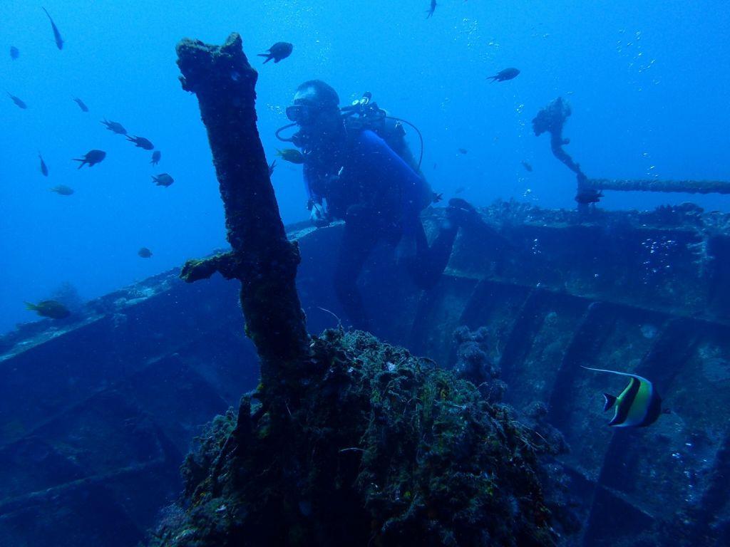 Boga Shipwreck Bali
