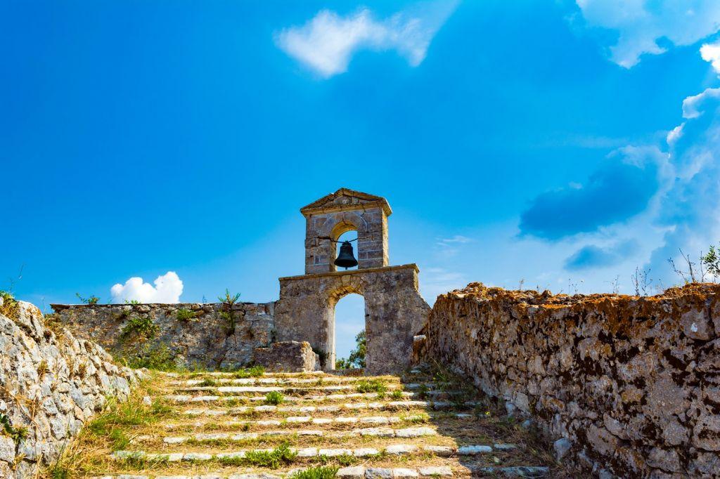 Castle of Agia Mavra Lefkada