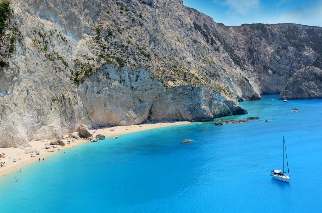 Relax on the beach Lefkada