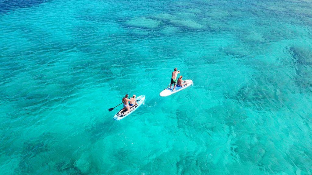 Water sports Lefkada