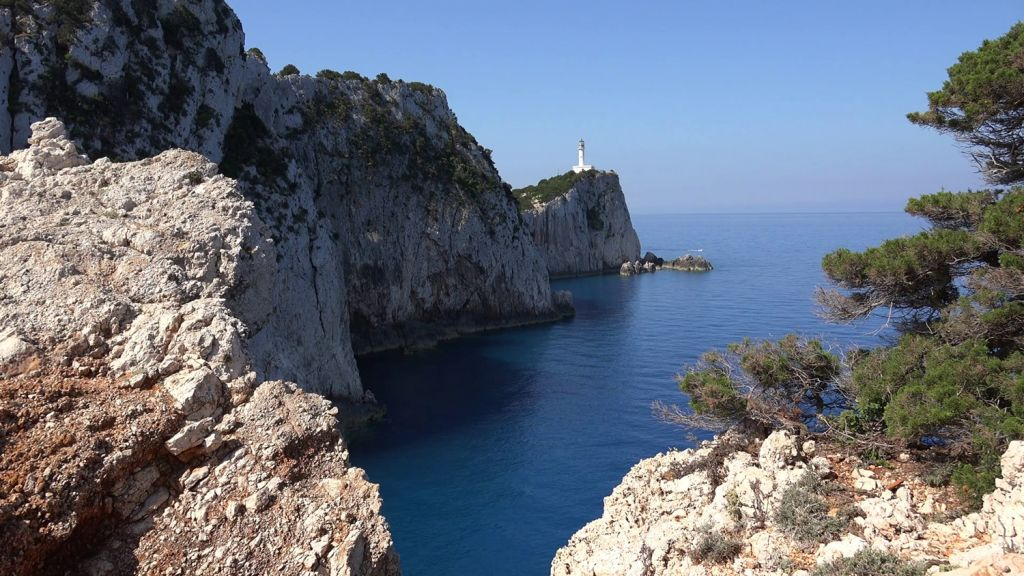 The Lighthouse Lefkada