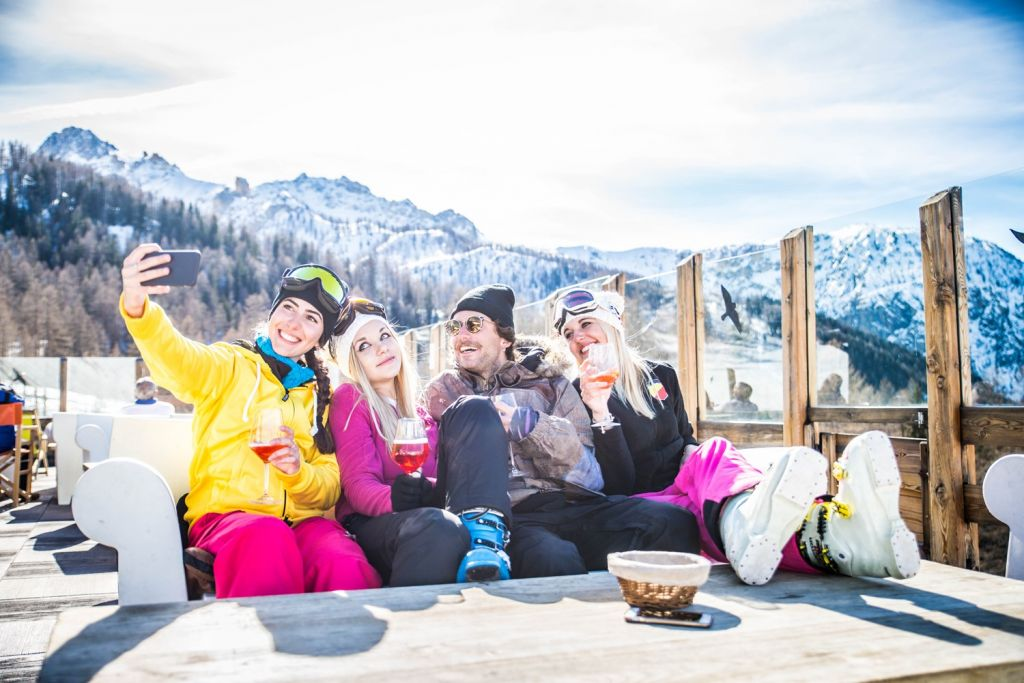 The Best Apres ski in the Alps 1