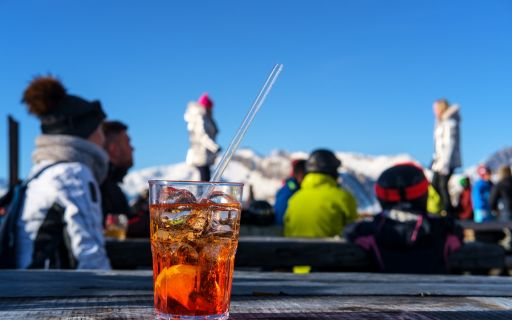 The Best Apres ski in the Alps