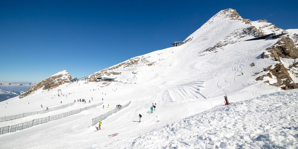 The world's biggest ski areas