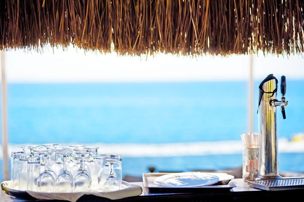 Snack bars and beach bars Lefkada
