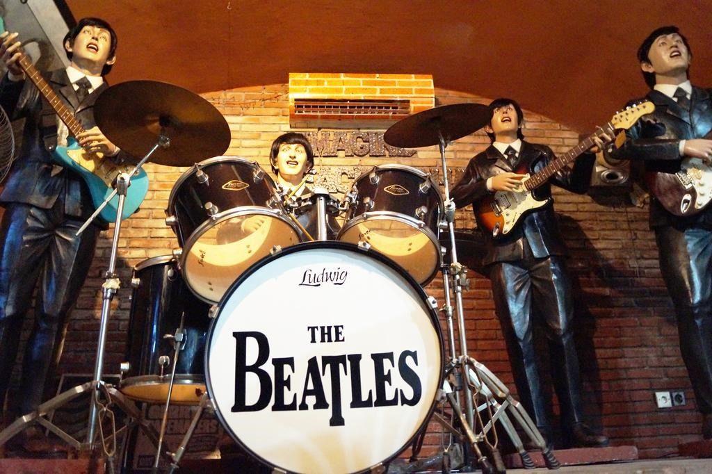 Beatles Cavern Bar - Sanur