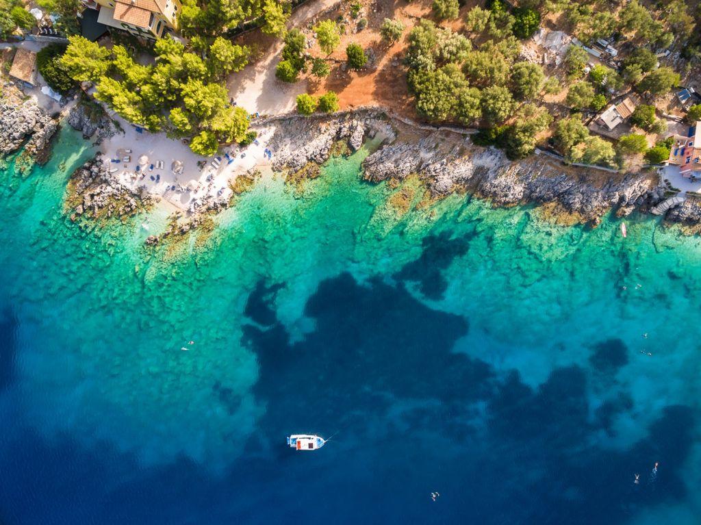 Agios Nikolas Beach Zante