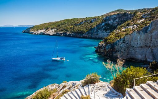 top beaches in Zante