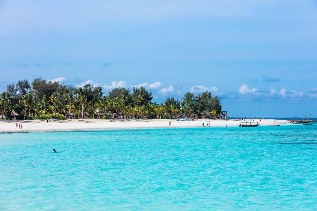 Enjoy being at the beaches Zanzibar
