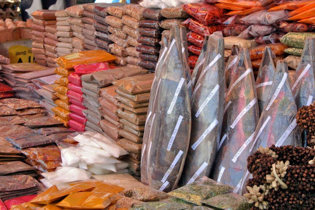 Cherish the spices Zanzibar