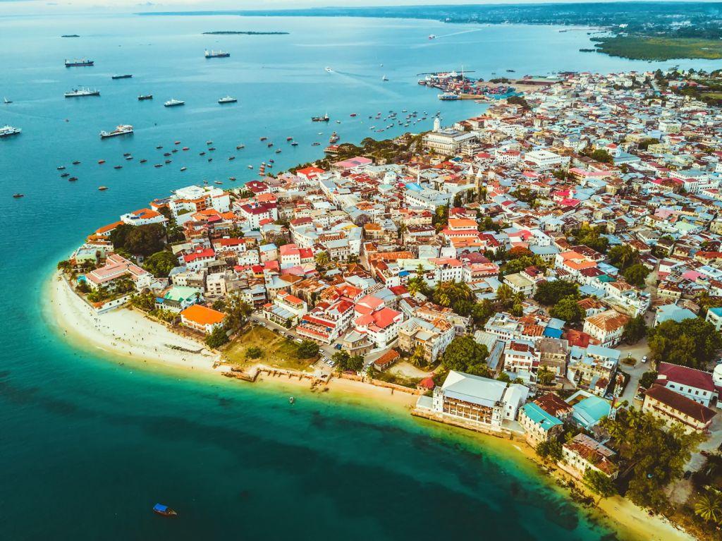 Go through the stone town Zanzibar