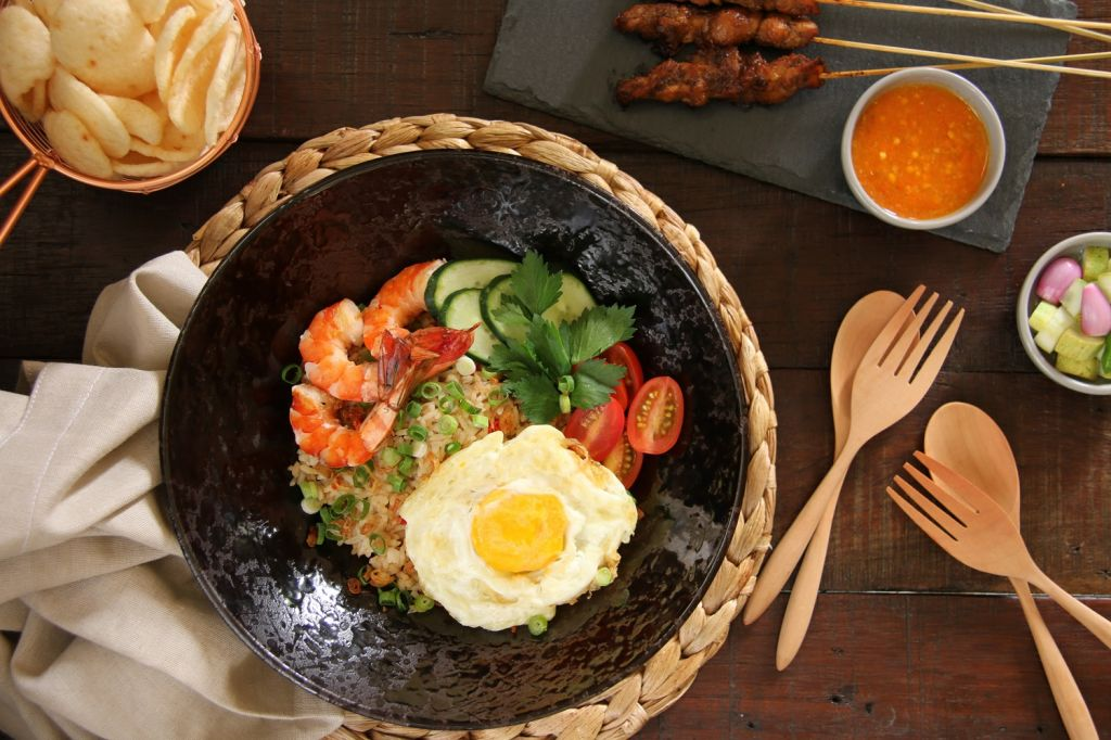 local foods - Sanur