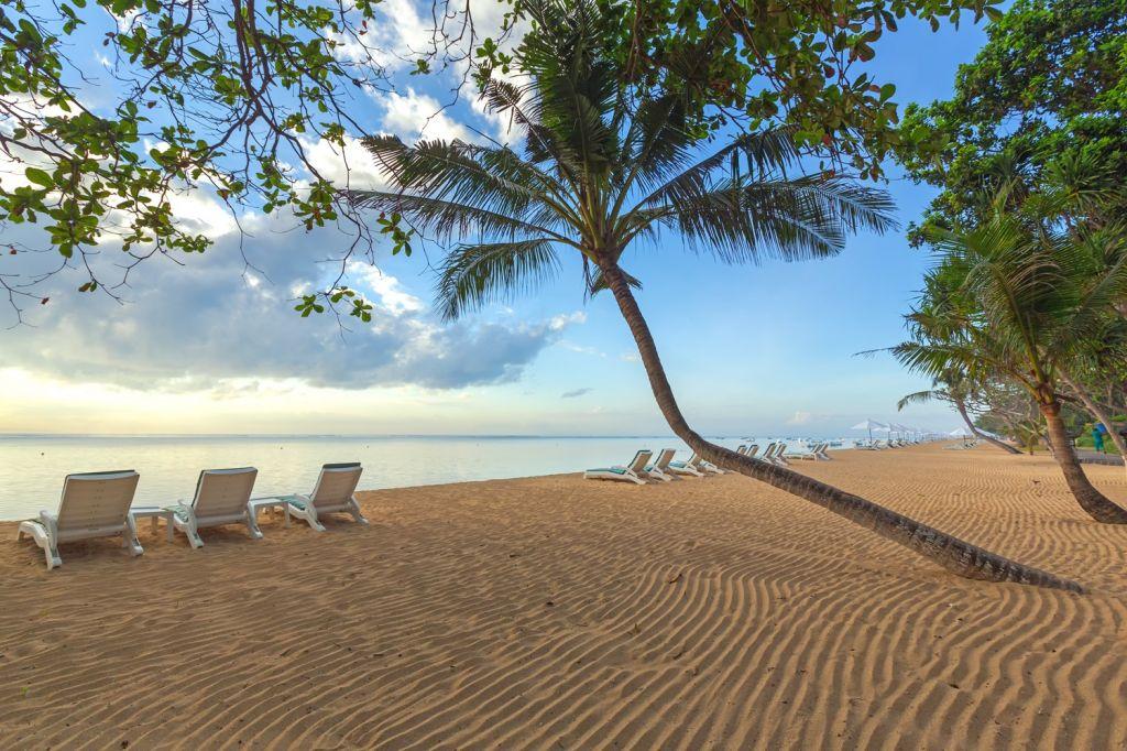 Go to the beach - Sanur