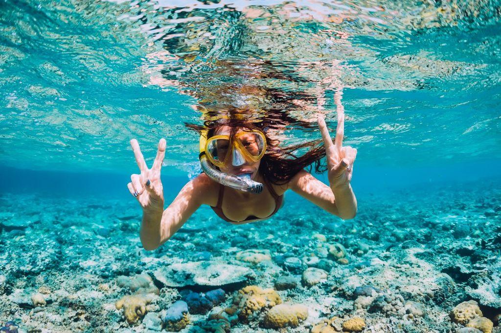 Snorkeling - Sanur